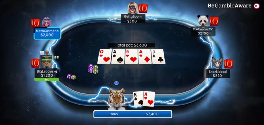 Преимущества мобильного софта 888 Покер