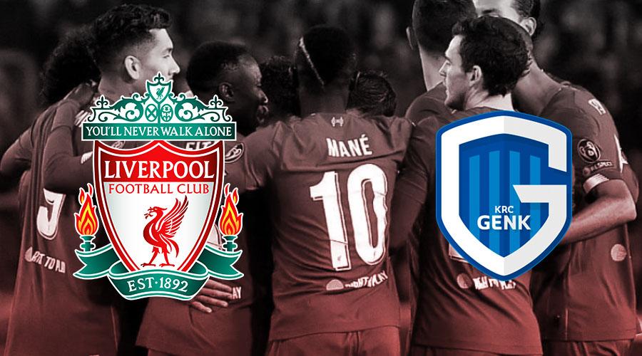 Результаты ставок на матч «Ливерпуль» — «Генк»