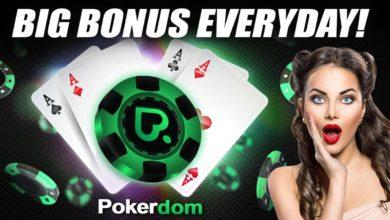Photo of Какие бонусы предлагает рум Покер Дом